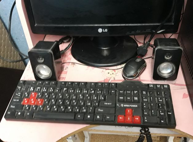 Компьютер windows 7