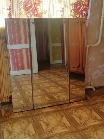 Зеркало трельяж 90×80 см.