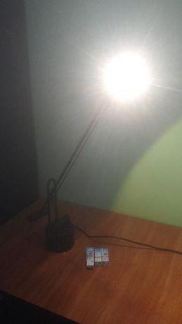 Veioză - Lampa birou cu bec halogen