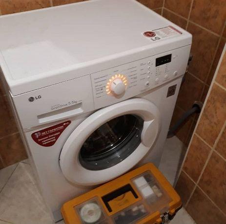 Срочный ремонт стиральных машин с Гарантией!