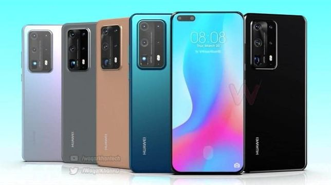 Huawei P40 Pro 8 256