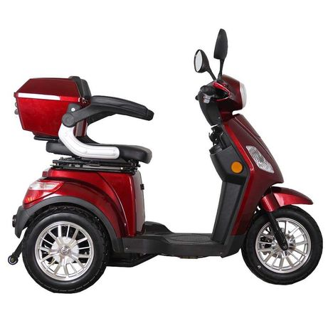 Електрическа триколка,скутер В1-1500W със задно задвижване