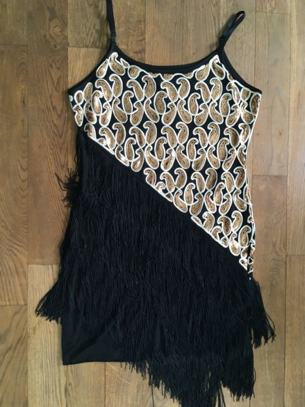 Дамска рокля стил Кабаре