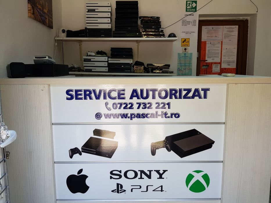 Reparatii Service Ps4 Xbox One Playstation 4 Controller Console Sony Bucuresti - imagine 1