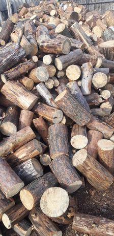 Продам дрова сухие рубленые и чурками