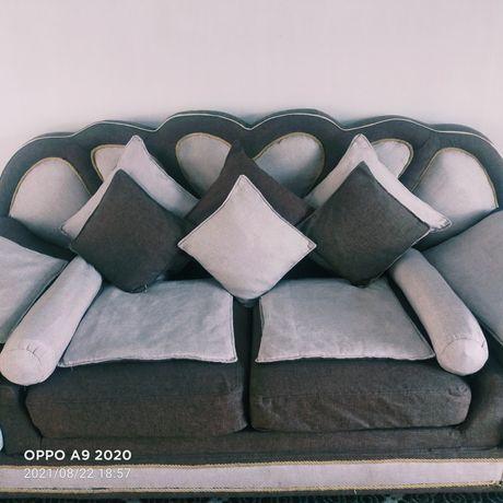 Продам раскладной диван ручной работы