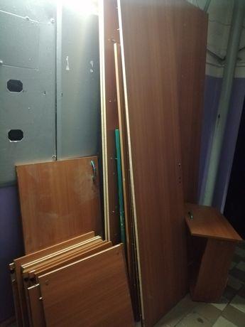 2 разобраных шкафа