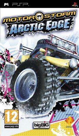 Игра за PSP - MotorStorm Arctic Edge