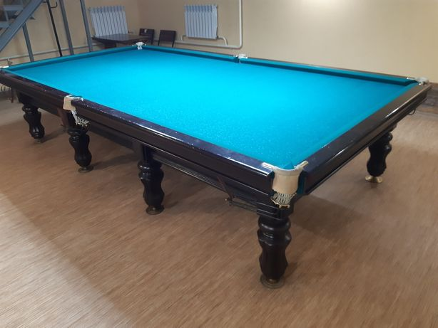 Бильярдный стол 12 фут