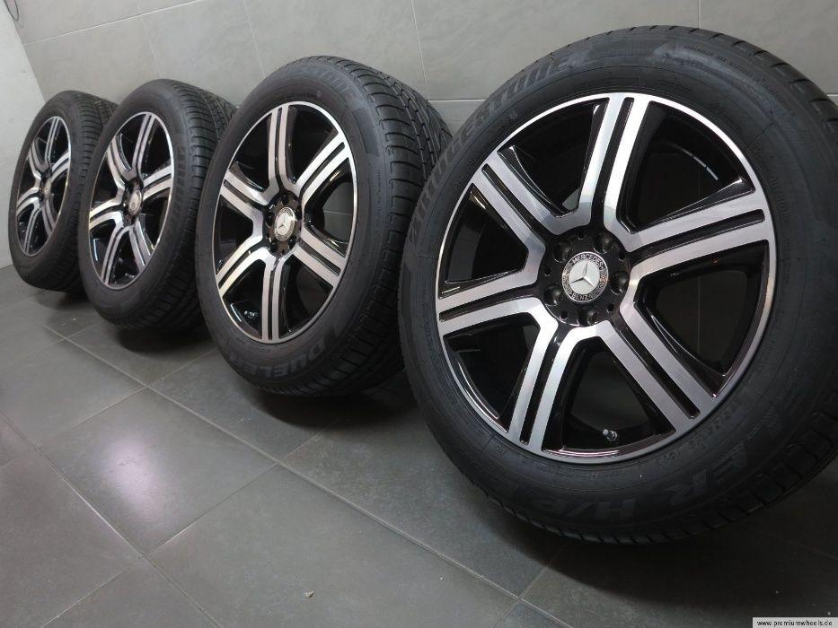 Jante Mercedes GLC W253 Anvelope Vara Michelin 235 55 R19 Bucuresti - imagine 1