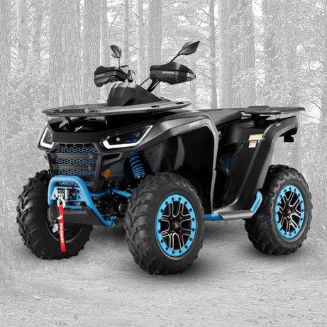 NOU: ATV Segway AT6 L Limited