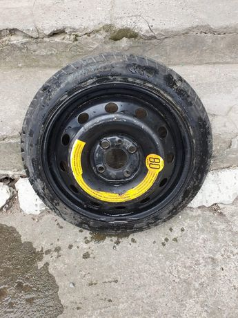 Резервна гума (патерица) 14 4×98