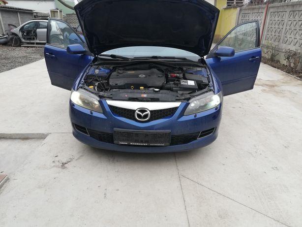 Cutie de viteze manuală Mazda 6 GG, 2l diesel 143 cp