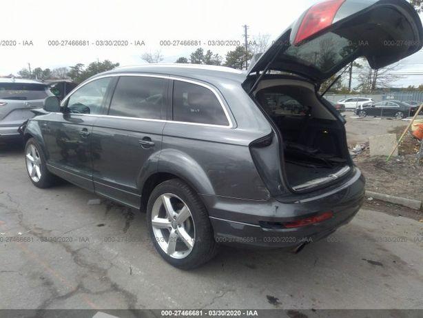 Audi Q7 двс BAR 4.2 (выпуск от 2005 до 2009 г.)
