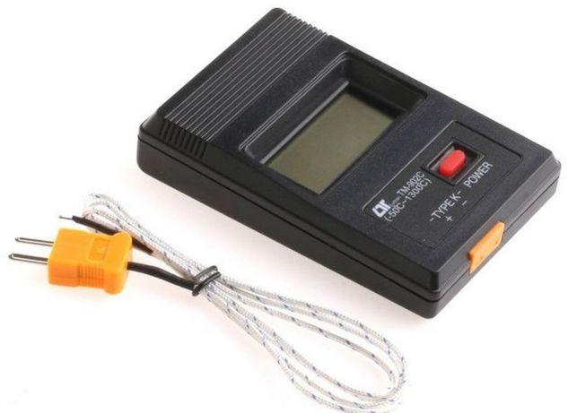 Termometru digital cuptor cu sonda termocuplu k -50 +1.300grC