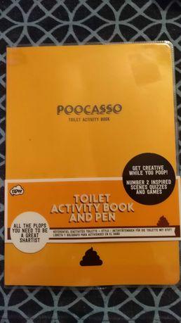 Занимателна книжка за тоалетната