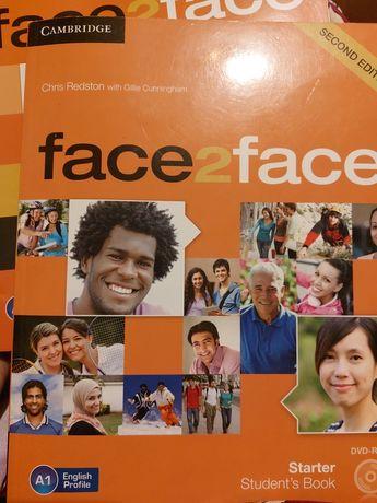 книги и тетради face2face