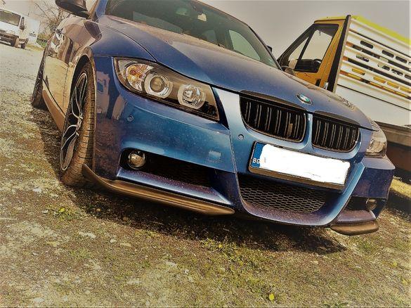 Сплитери за М-ТЕХ предна броня BMW e90/ е91