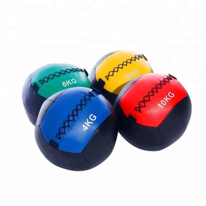 Фитнес Топка , Wall Ball Топки за Кросфит и Функционални Тренировки