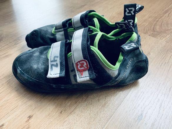 Обувки за катерене еспадрили rock pillars 42