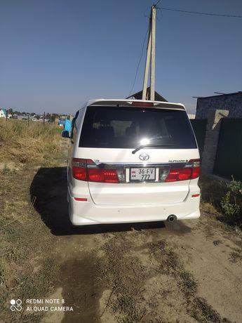 Toyota Alphard prodam