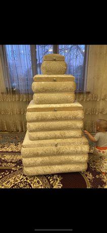 Набор сундуков для приданого