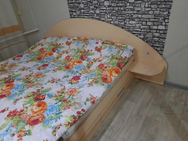 Кровать двуспальный
