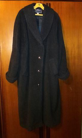 Дамско палто от кашмир и вълна, размер XL
