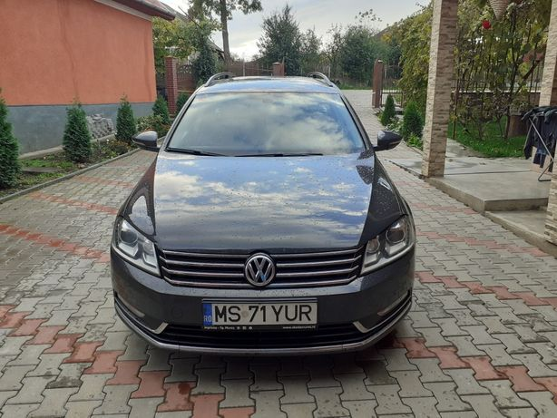 VW PASSAT B7 break
