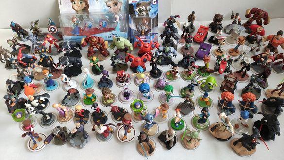 ! Фигури Disney Infinity ! 8лв. за БРОЙ ! Над 250 различни фигури ! GM