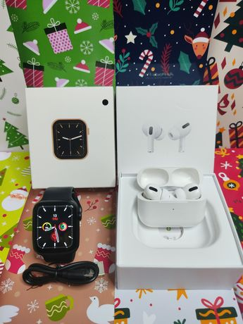 Airpods pro TOPLUX + Apple watch 6