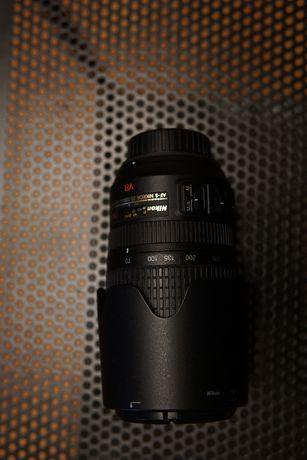 Nikon 70-300mm f4.5-5.6 AF-S G IF ED VR FF