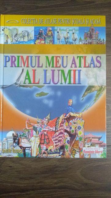 Vând cartea Primul meu atlas al lumii