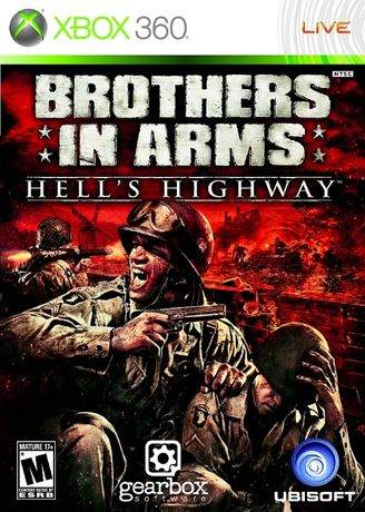 Joc ORIGINAL XBOX360 Brothers in Arms Hell's Highway