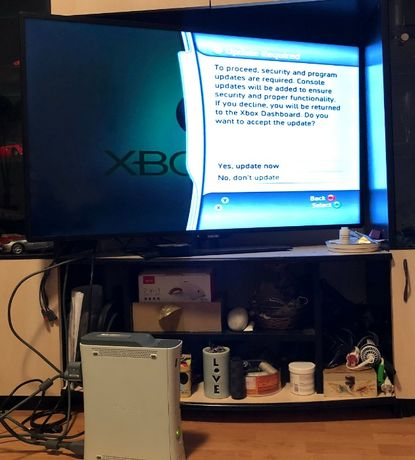 Consola Xbox 360 - perfect functional - fara accesorii