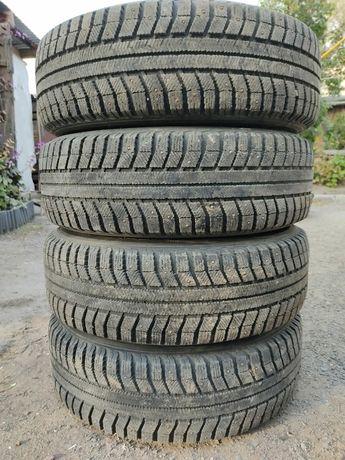 Продам зимние колеса с резиной AMTEL