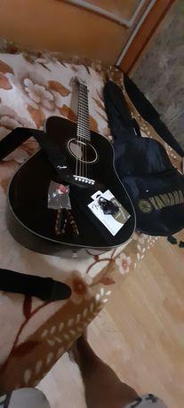 Продам Гитару Fender cd 60/bk