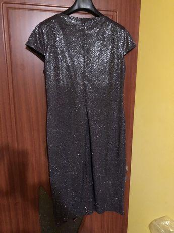 Vand rochie seara noua marimea 46, made by Alchera.