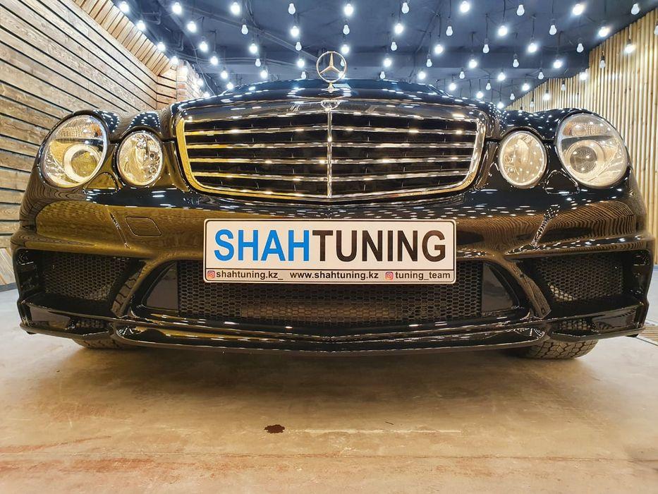 Тюнинг Mercedes-Benz W211 Обвес WALD Black Bison Кызылорда - изображение 1