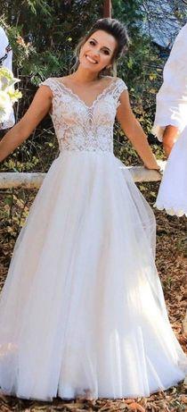 Rochie mireasă model unicat ( Dior Design))