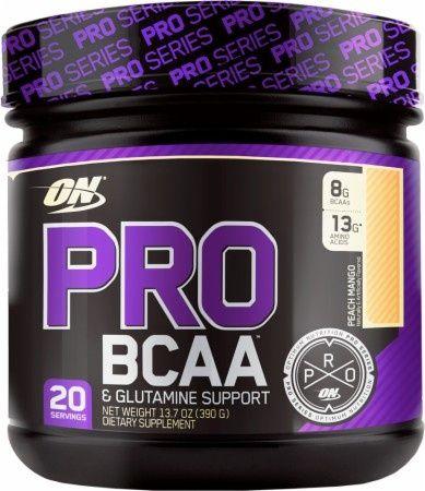 Optimum Nutrition, PRO BCAA, 390гр, аминокислоты, спортивное питание