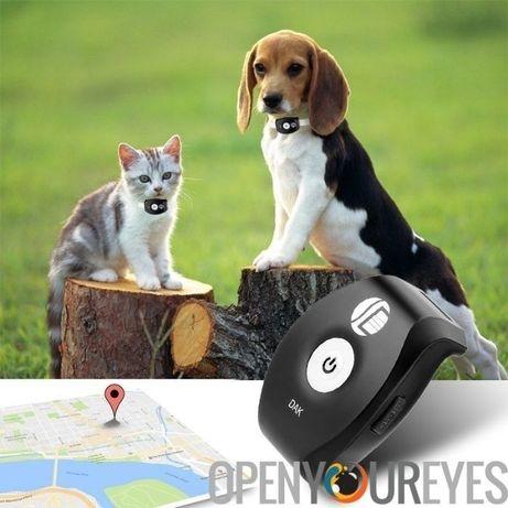 Tracker GPS pentru animale de companie, caini pisici, etc