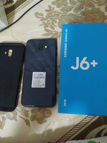 Samsung J6+ жагдайы жаксы  хабарласын