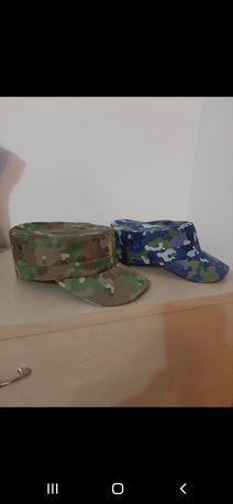 Capelă, șapcă, coifura combat