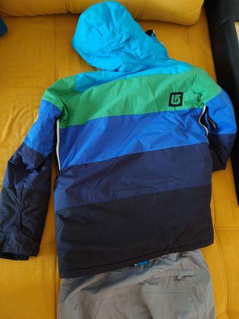 Pantaloni și jacheta Burton-Animal pentru ski/snowboard