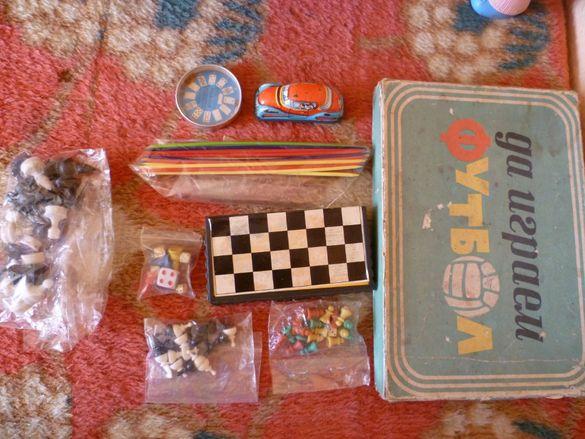Колекция соц.играчки,игри