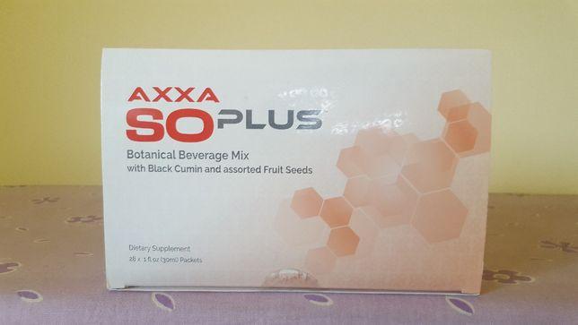 Vand supliment nutritiv AXXA SO PLUS
