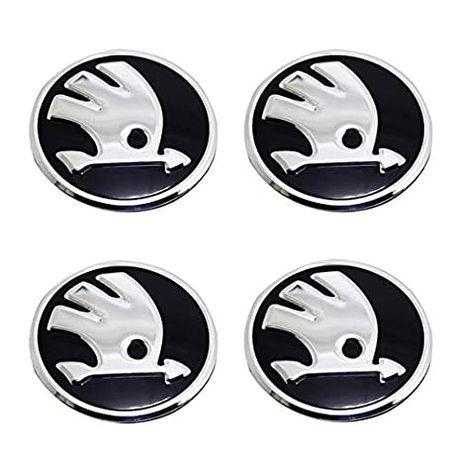Embleme metalice - set 4 embleme