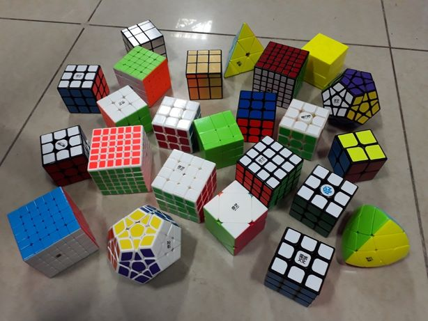 Профессиональный кубик Qiyi/Gan356/Valk/Магнитный/Kaspi RED/Рассрочка