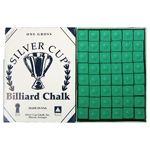 creta verde cu pret / cutie 12 buc sau / bucata pt tacuri biliard